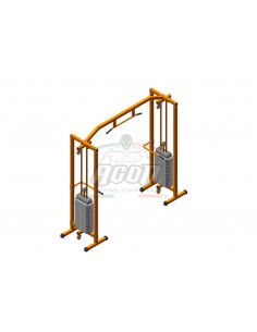 CABLE CROSS RACK