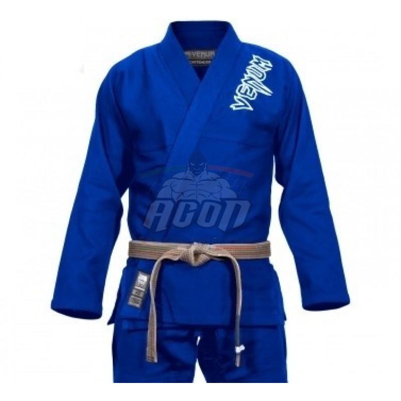 kimono BJJ contender 2.0 VENUM – blu